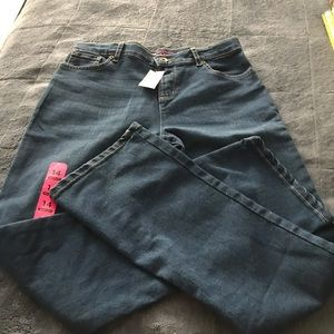 NWT Boys Children's Place Jeans size 14 Bootcut